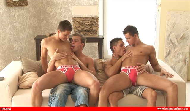 BelAmi Twins 4-Way with Vadim Farrell & Florian Nemec