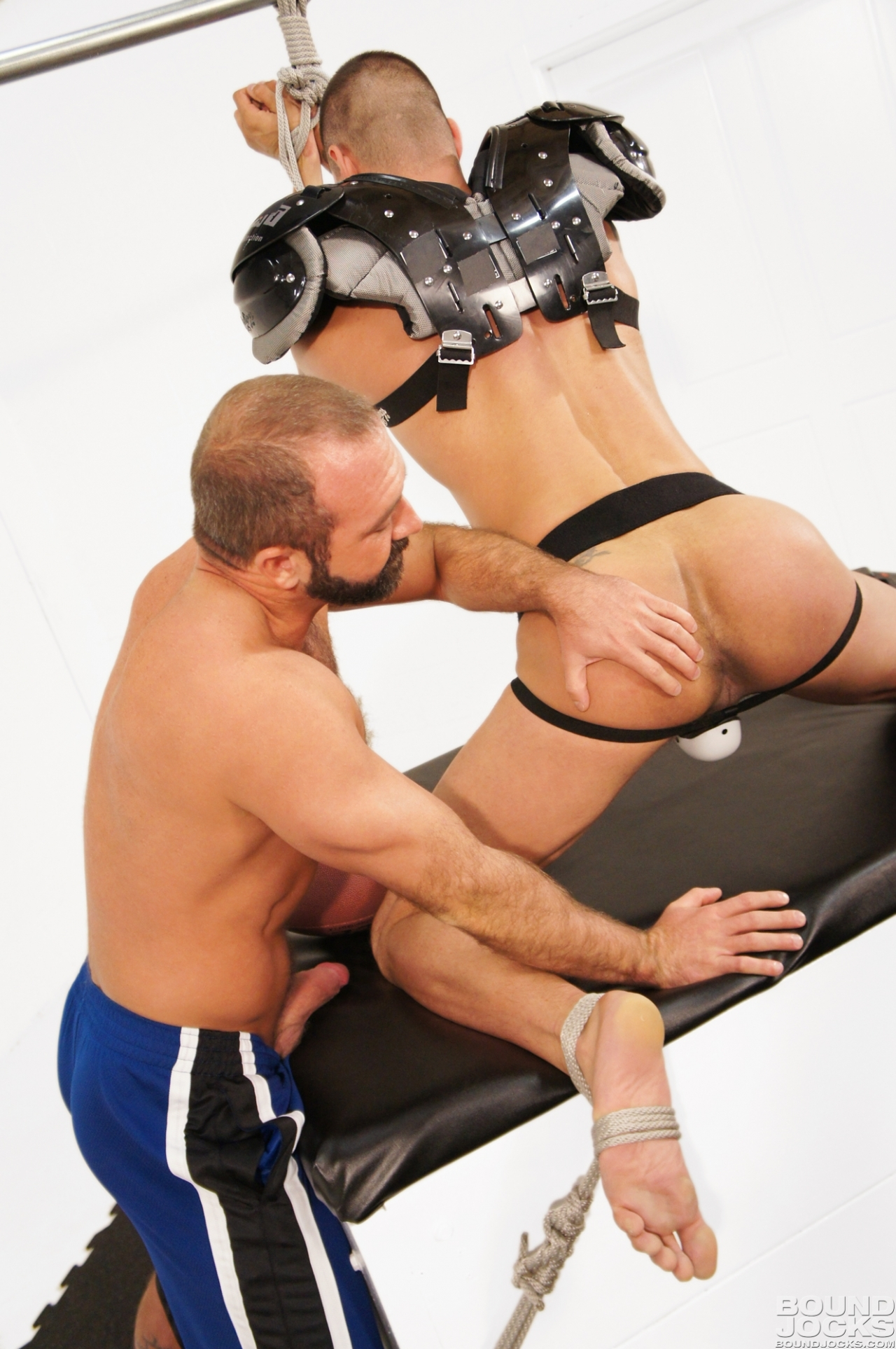 Bound Jocks – Josh West, Derrick Hanson