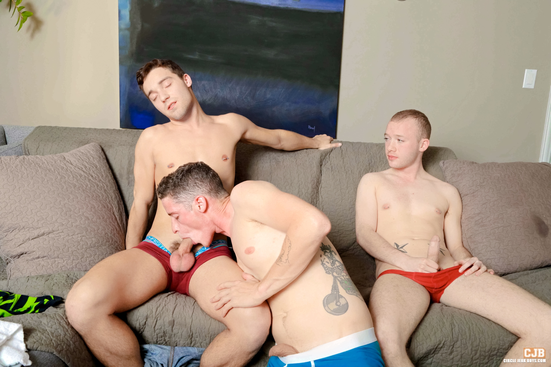 Circle Jerk Boys – What A Lucky Couch