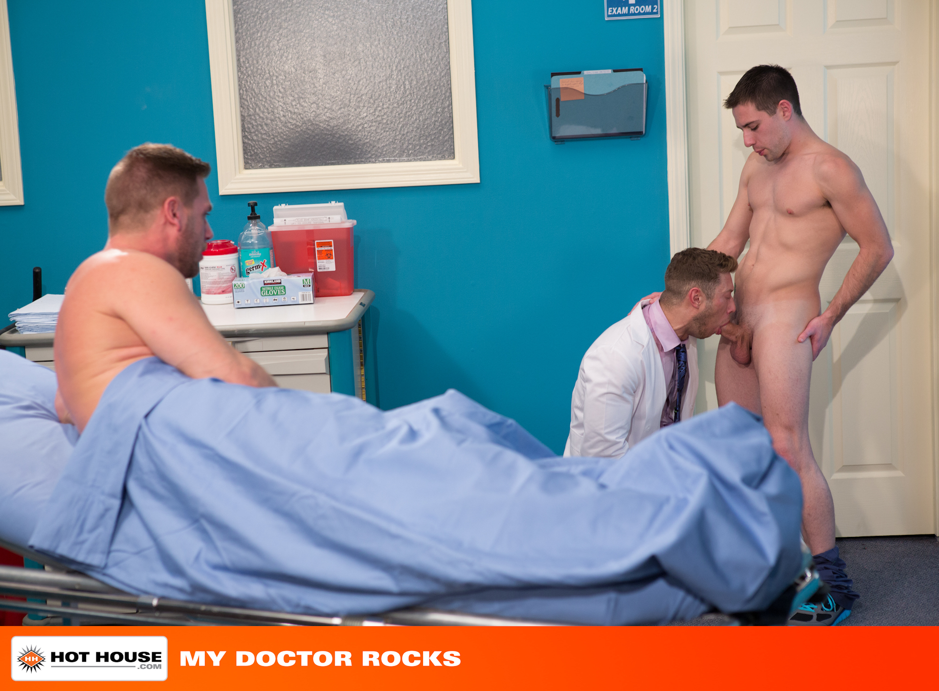Hot House – My Doctor Rocks (Scene 3)