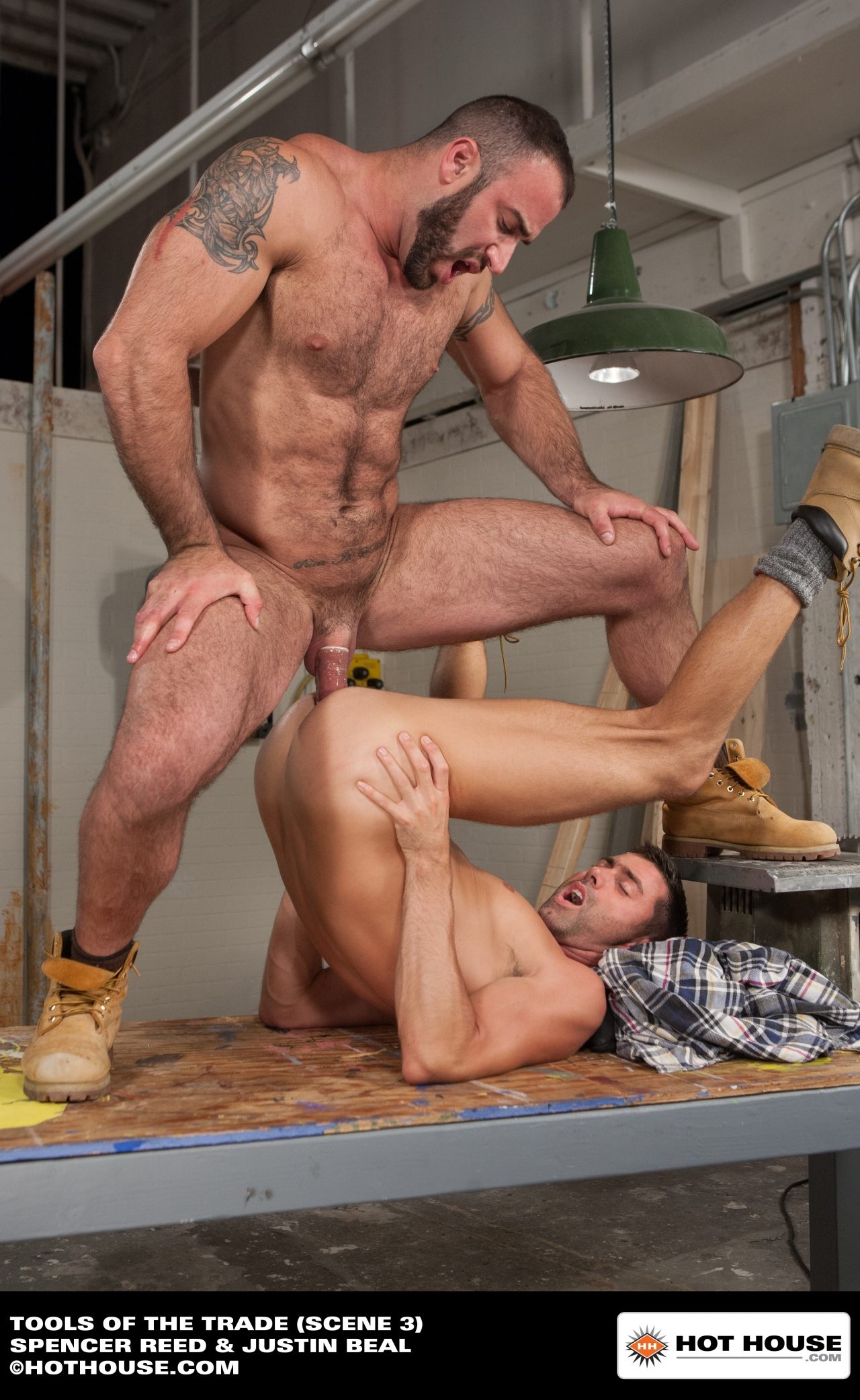 Hot House – Tools Of The Trade (Scene 3)