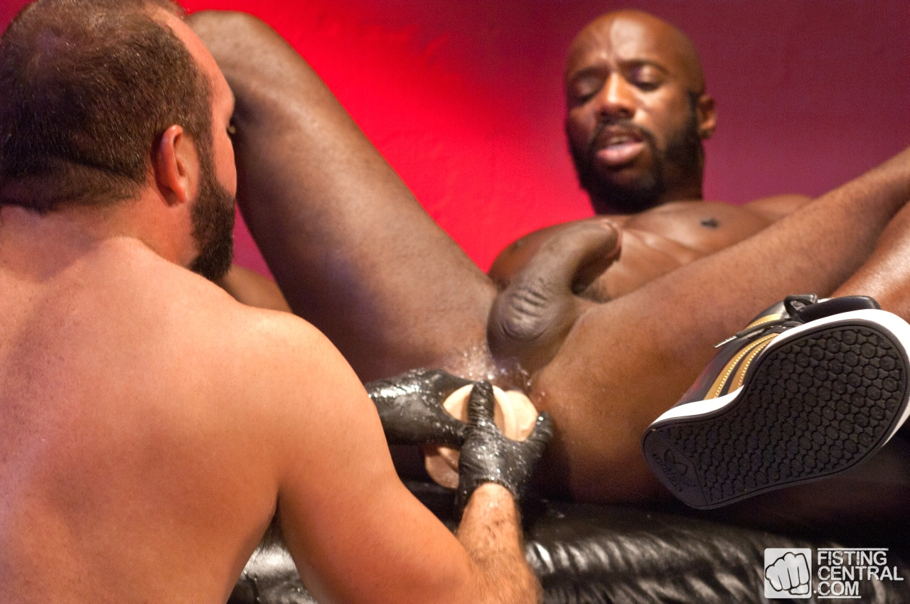 Fetish Force – Josh West & Race Cooper