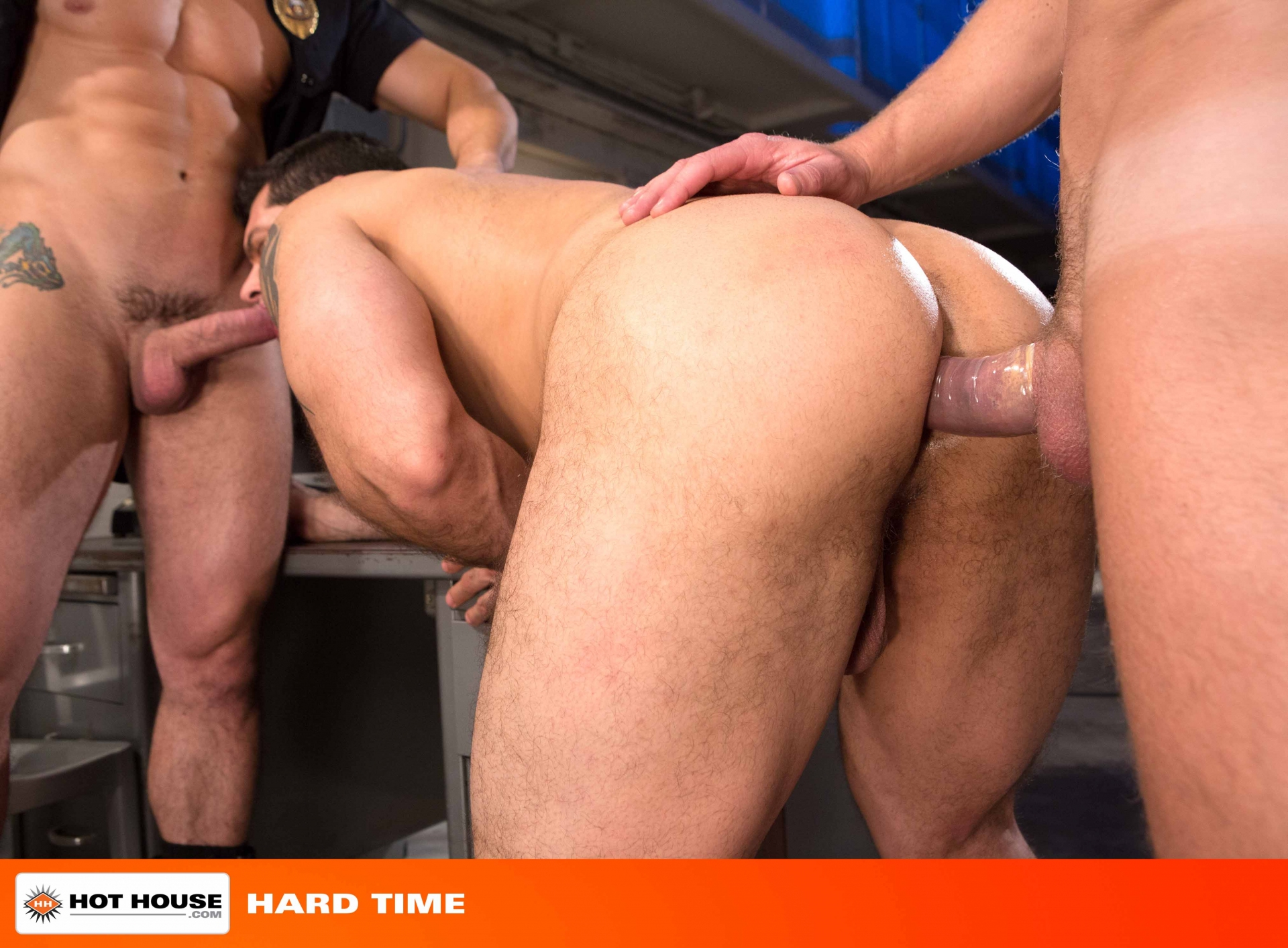 Hot House – Hard Time (Scene 3)