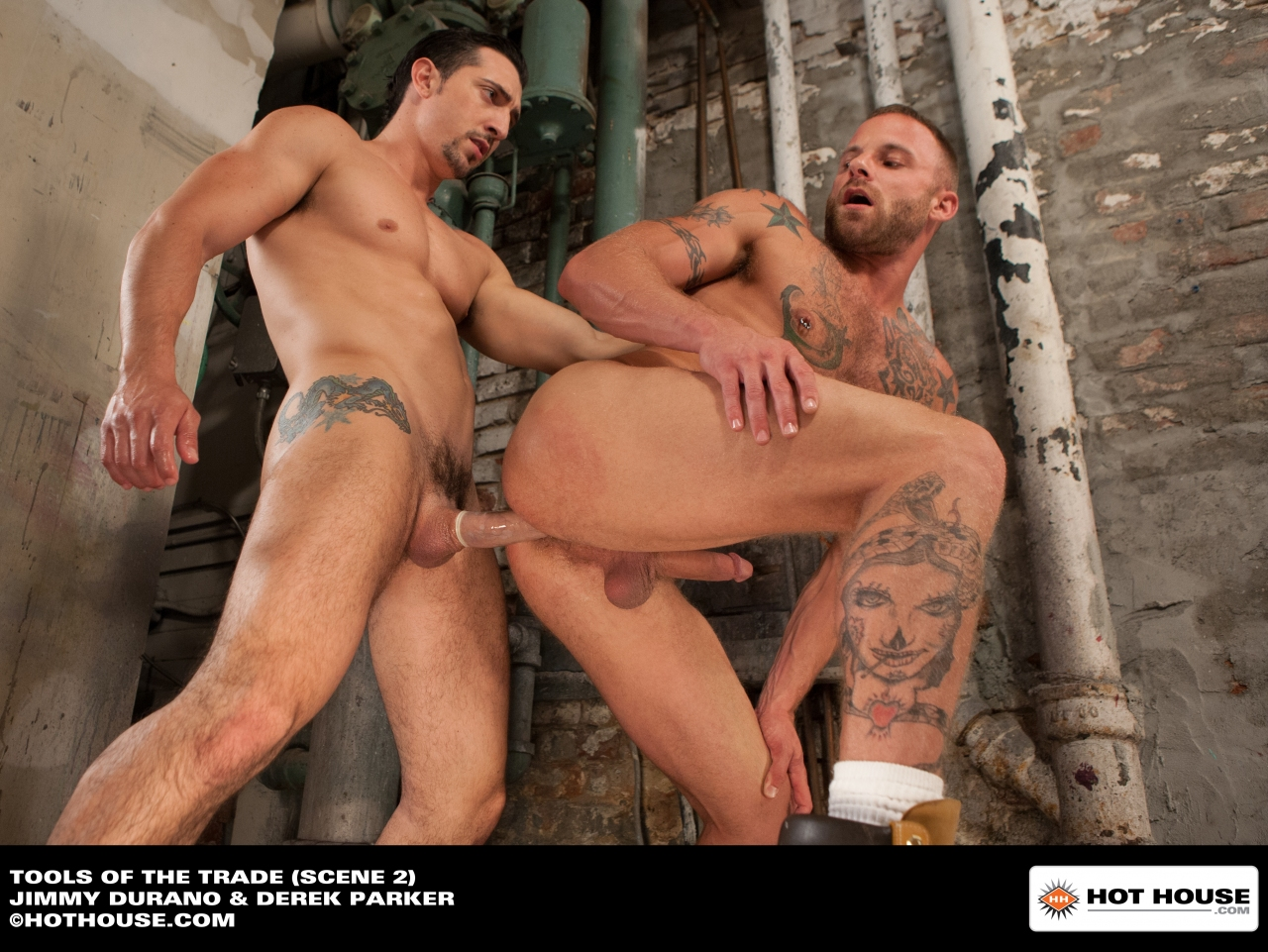 Hot House – Tools of the Trade (Scene 2)