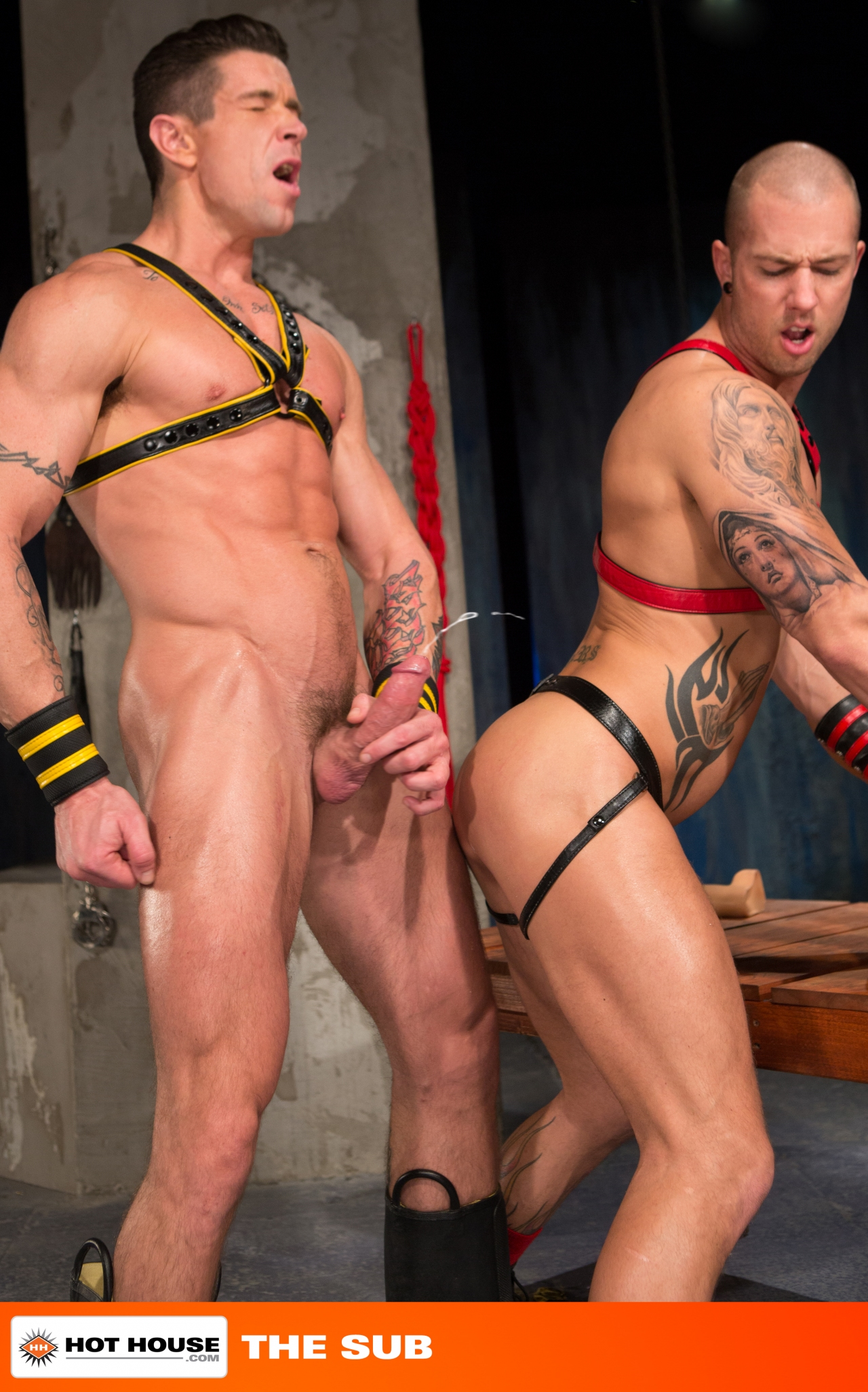 Hot House – The Sub (Scene 3)