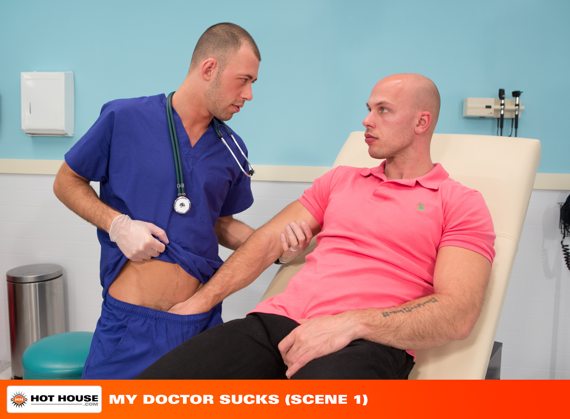 Hot House – My Doctor Sucks (Scene 1)