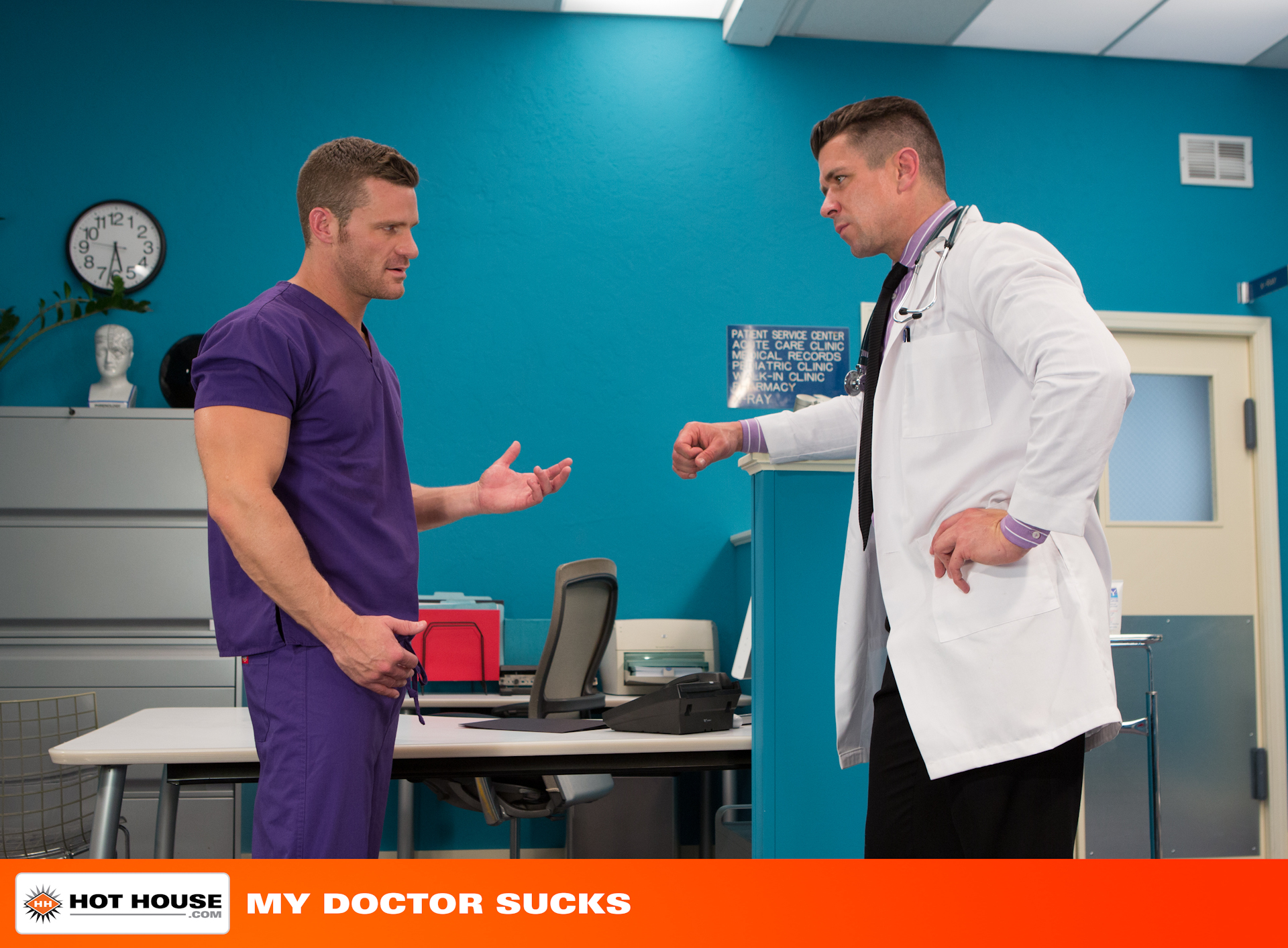 Hot House – My Doctor Sucks (Scene 4)