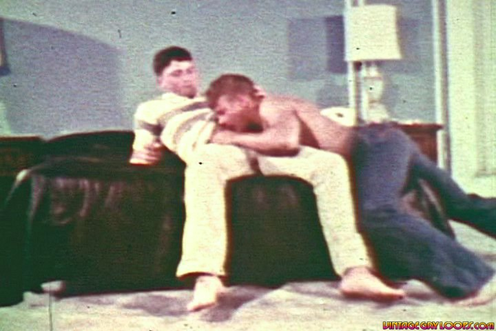 Vintage Gay Loops – College Days