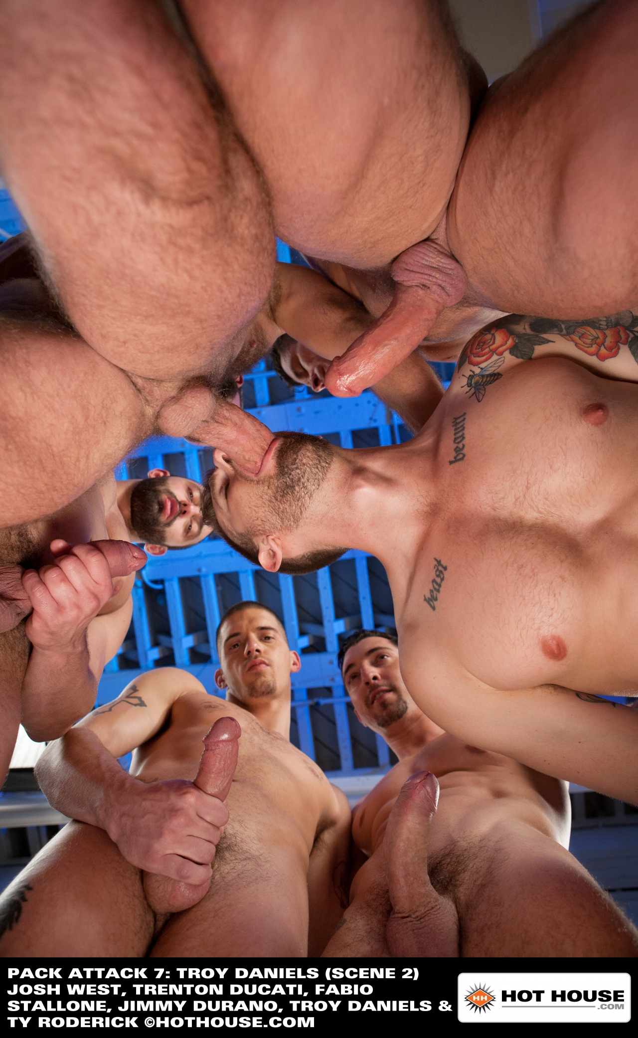 Hot House – Pack Attack 7: Troy Daniels (Scene 2)