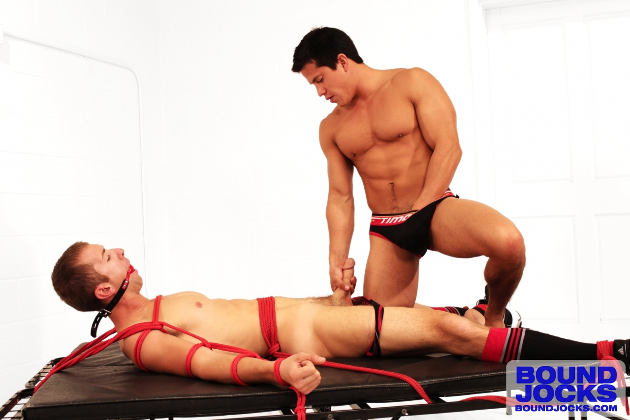 Bound Jocks – AJ Irons tops Johnny Lawless