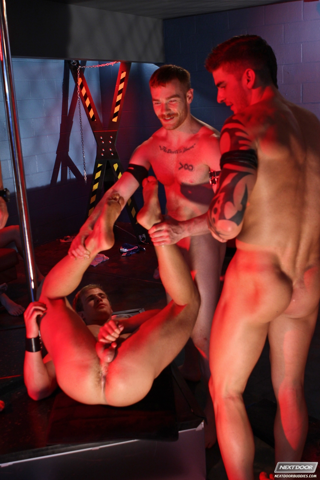 Next Door Buddies – The Dungeon Club