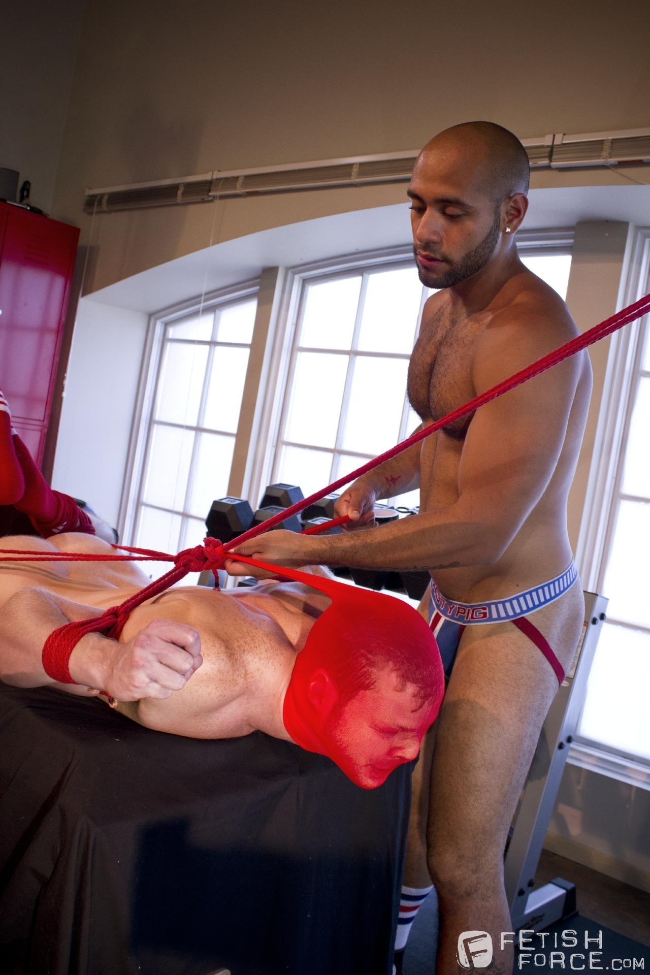 Fetish Force – Leo Forte, Brian Bonds