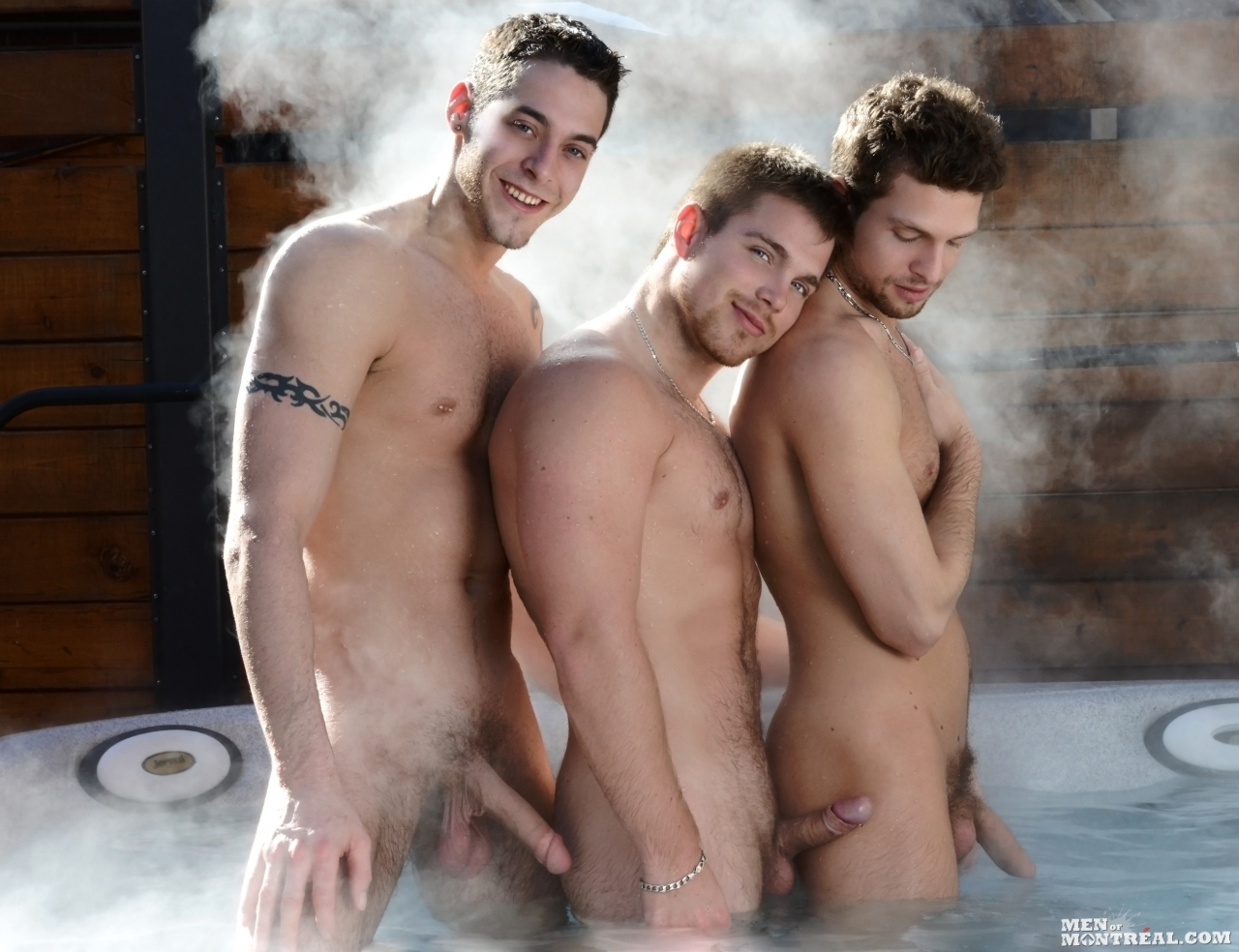 Men of Montreal – A Steaming Hot Winter Chill!