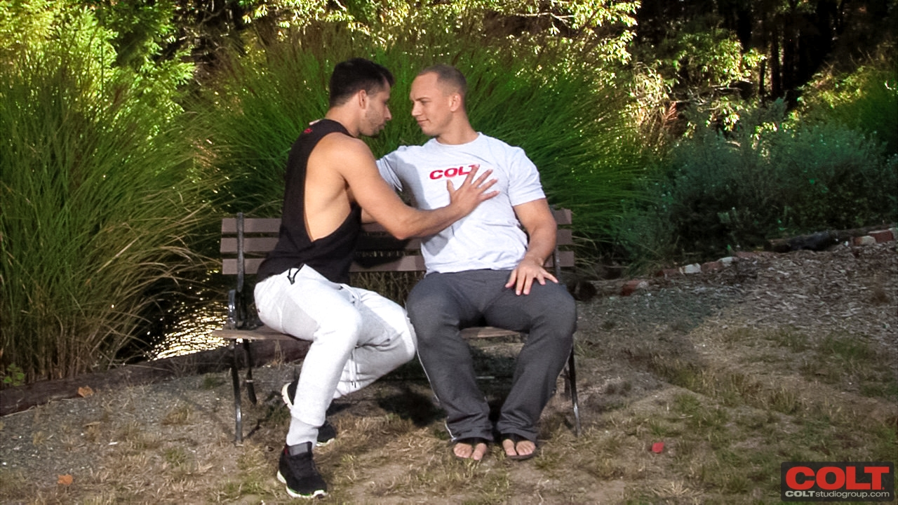 COLT Studio Group – Beef N' Briefs, Scene 4