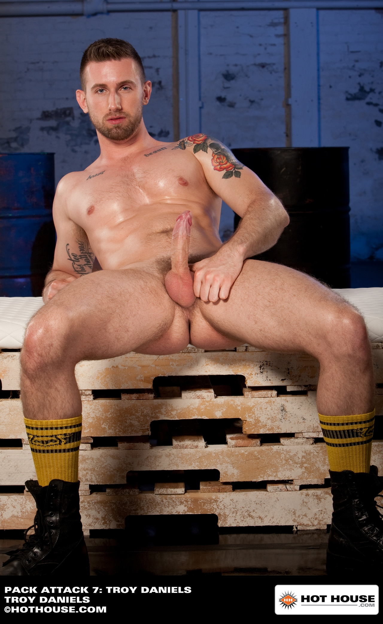 Hot House – Pack Attack 7: Troy Danniels (Scene 1)