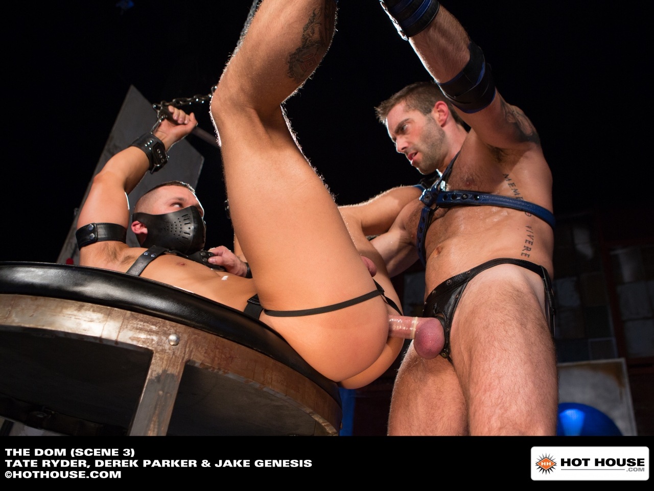 Hot House – The Dom (Scene 3)